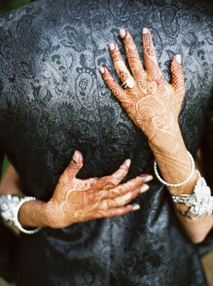 Engagement and Wedding Ring | Jill + Niraj | Indian Wedding Blog | Think Shaadi