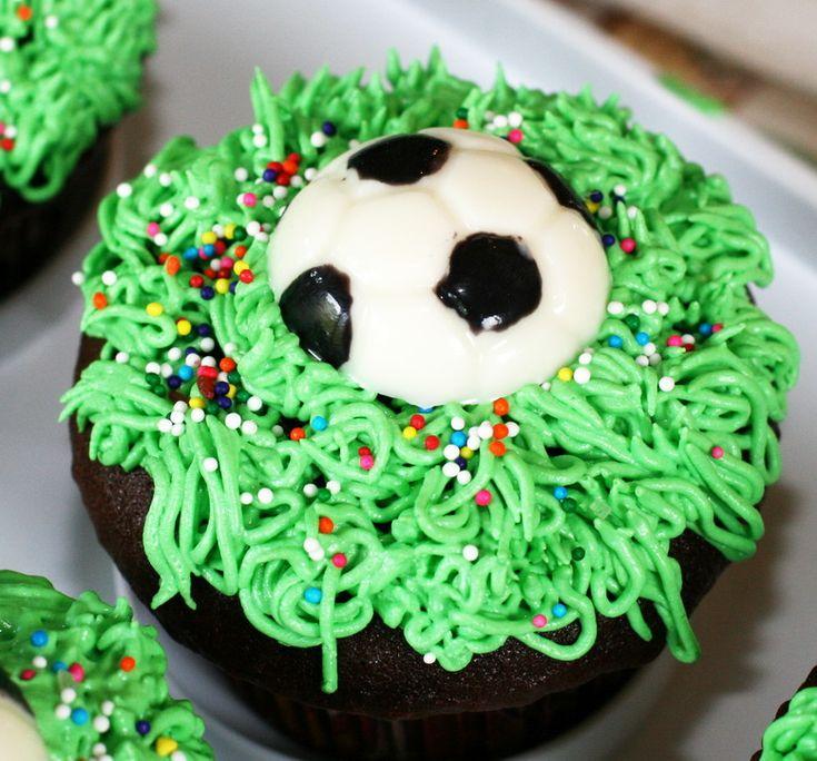 Cute springy cupcake!!