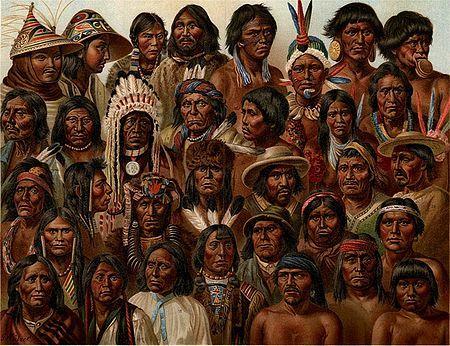 Amerikas oprindelige folk - Wikipedia, den frie encyklopædi