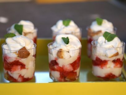 ... all-star, easy-to-follow Strawberry Trifle recipe from Patricia Heaton