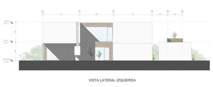 House Ef / Fritz + Fritz Arquitectos