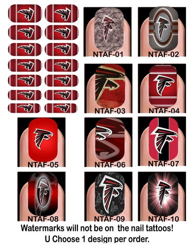 17 best ideas about nail tattoo on pinterest hunting for Atlanta falcons tattoo