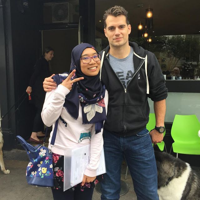 Henry Cavill News: Happy Wednesday: Henry & Kal Out For A Walk In London