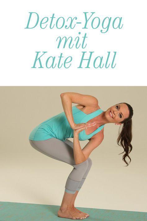 Die wunderbare Kate Hall zeigt uns ihre liebsten Detox-Asanas in Bildern. Auf zur Yoga-Auszeit!