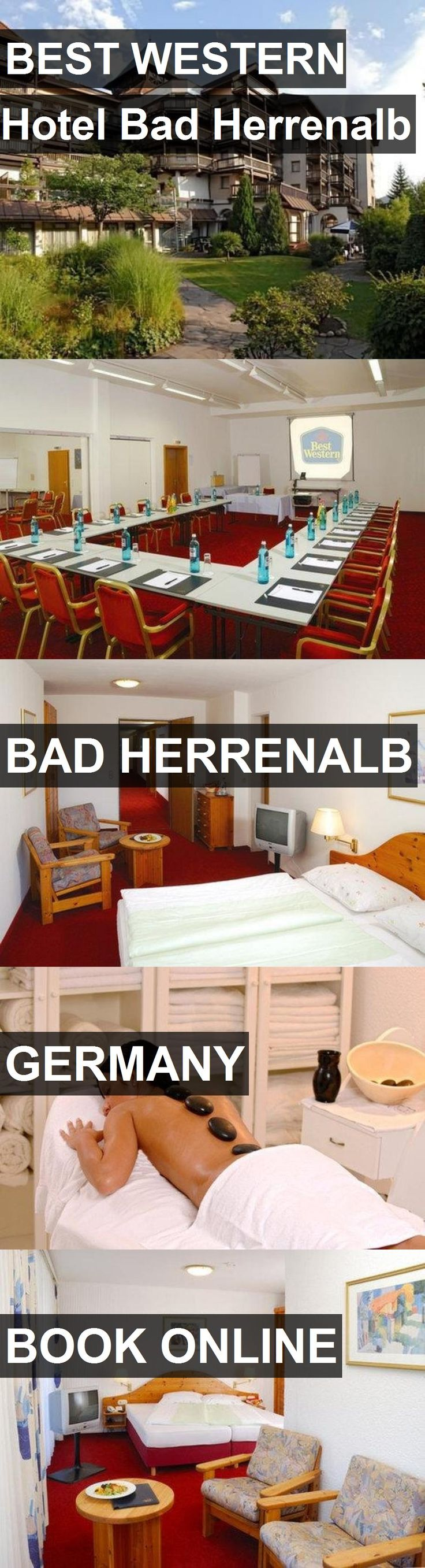BEST WESTERN Hotel Bad Herrenalb in Bad Herrenalb, Germany. For more information, photos, reviews and best prices please follow the link. #Germany #BadHerrenalb #travel #vacation #hotel