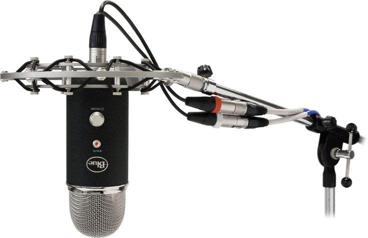 blue yeti microphone shockmount