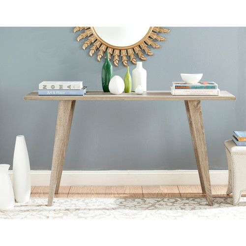 Found it at Wayfair - Sandford Console Table