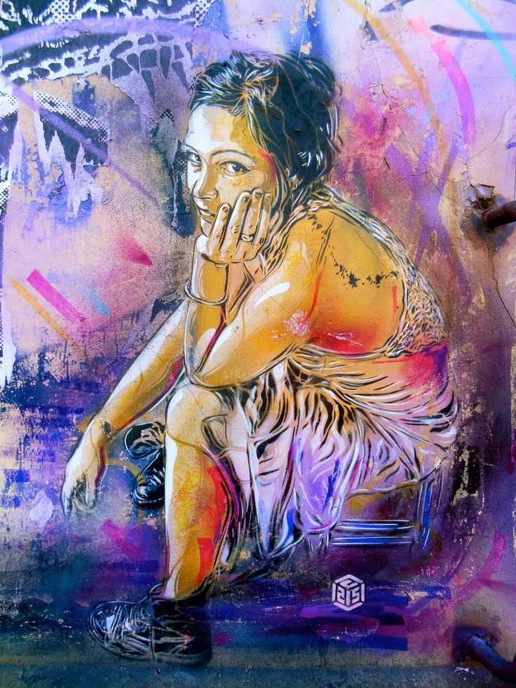 gorgeous   street art in london | London Street Art by C215 » Daily Inspiration -
