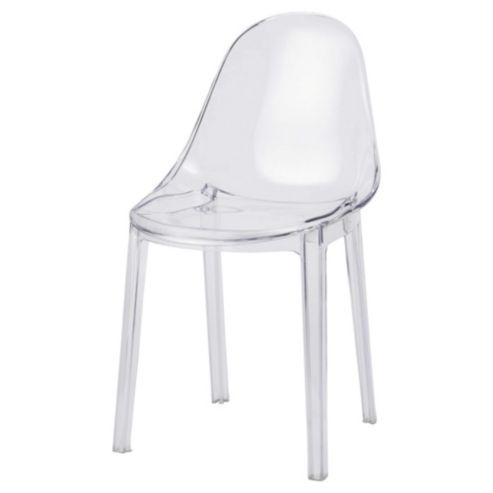 palermo stacking chair transparent clear stacking chairsroom chairsdining chairsdining roomtesco directbedroom - Tesco Bedroom Furniture