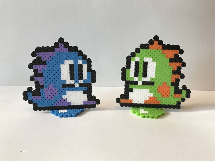 Bubble Bobble! Cuz who doesn't want to be a dragon blowing bubbles?