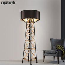 US $690.00 Nordic led floor lamps Decorative Floor Light modern bedroom Living room stand Lighting. Aliexpress product