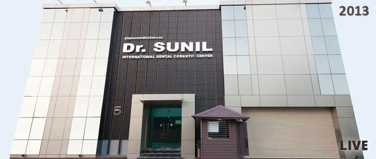 Nurses Staff at Dr. Sunil International Dental Center Bangkok, Thailand