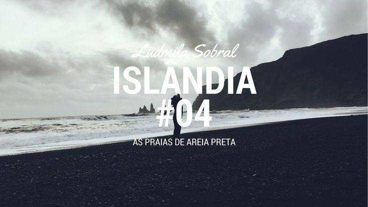 AS PRAIAS DE AREIA PRETA Islândia #04