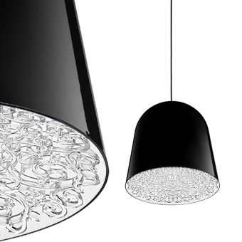 Ceiling lamps by FLOS