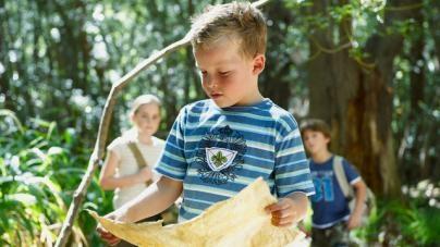 Giochi e bambini: 10 cacce al tesoro per bambini da 3 a 10 anni