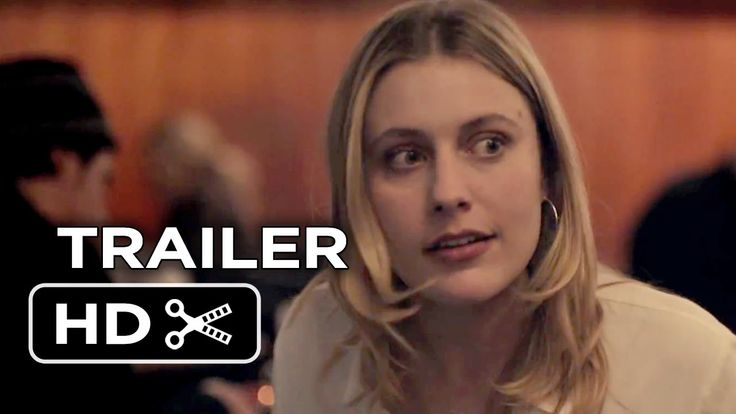 Mistress America Official Trailer 1 (2015) - Greta Gerwig Comedy HD