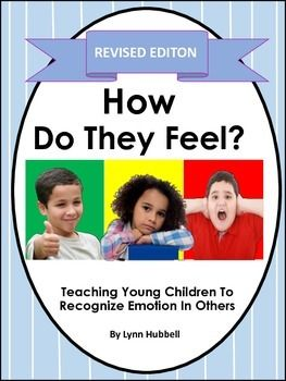"""Newly Revised! """"How Do They Feel? Teaching Young Children to Recognize Emotion in Others"""" provides children practice in recognizing and labeling emotions. It is appropriate for students on the autism spectrum, as well as others who exhibit social-emotional and behavioral challenges.$"""