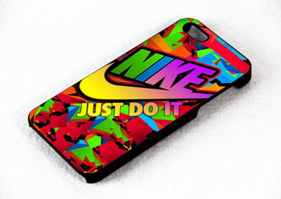 Nike Just Do It Yellow Colorful  Design For iPhone by FixCenter, $15.00