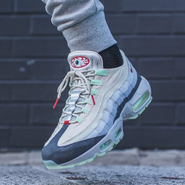 AirMax 95 Halloween limited edition.