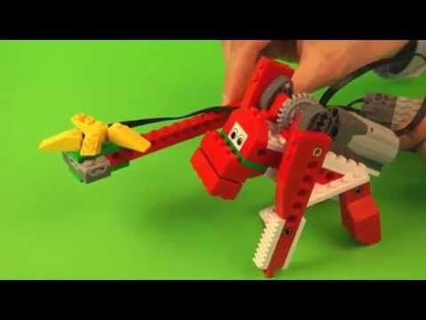Gorilla - LEGO WeDo - YouTube