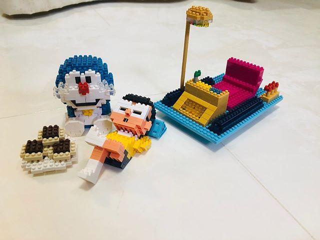 ai sur instagram nanoblock ドラえもんシリーズ lego ideasのsteamboat willie swipe toy car toys desserts