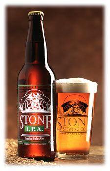 Stone IPA - India Pale Ale