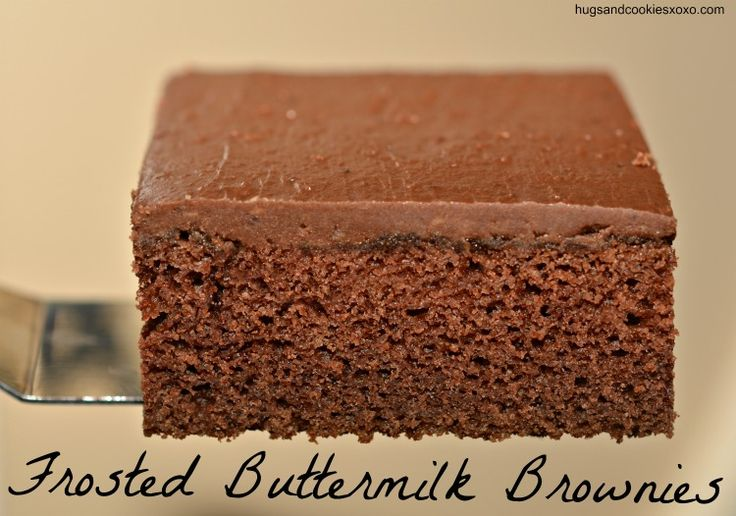 Best 25 Buttermilk Brownies Ideas On Pinterest Chewy