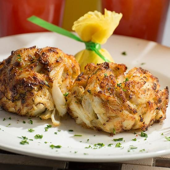 Best Crab Cakes in the US:  Jimmy's Famous Seafood, Baltimore