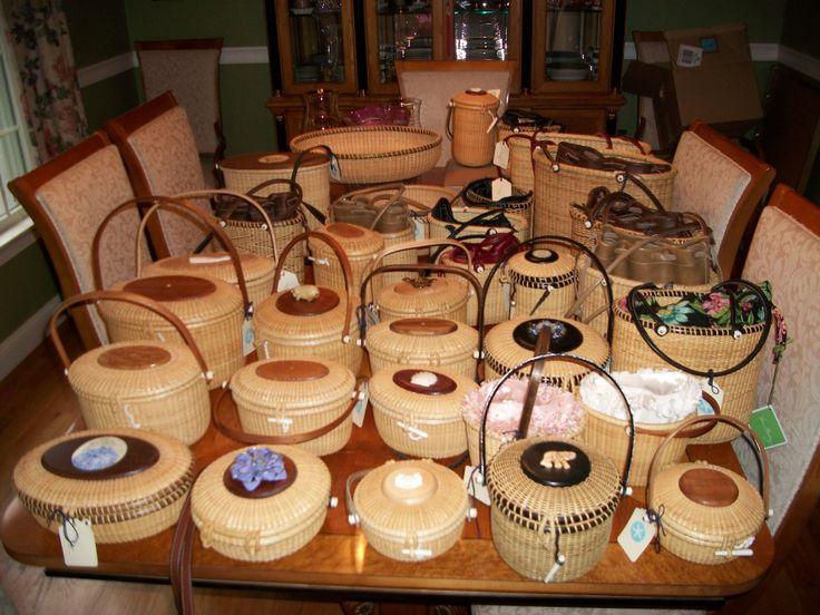 Handmade Nantucket Basket : Nantucket basket purse handmade by mary catherine weller