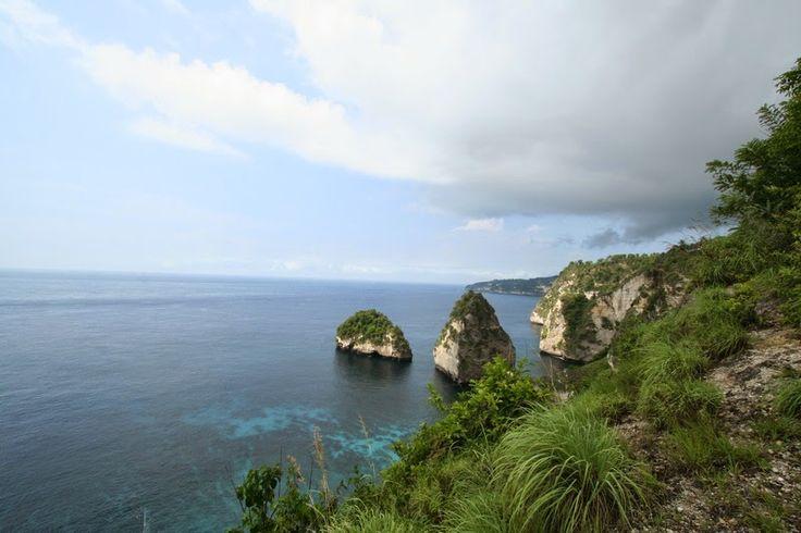 バリ倶楽部さすけのブログ: バリ州ペニダ島 アトゥ・ビーチ