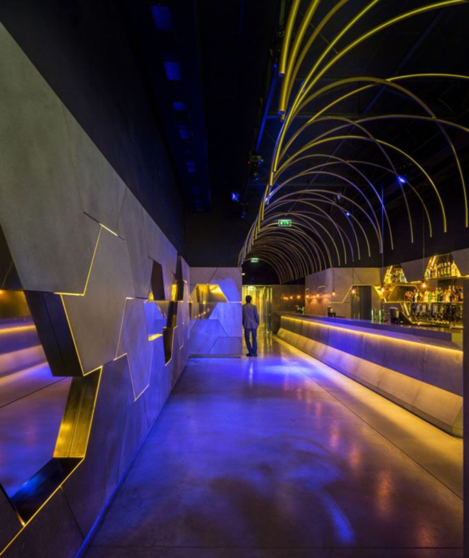 Instalacao Bar  As far as nightlife goes  in Porto  Portugal  it is161 best Nightclub   Bar Design images on Pinterest   Bar designs  . Nightclub Lighting Design Installation. Home Design Ideas
