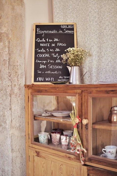 Café Tati, Lisboa