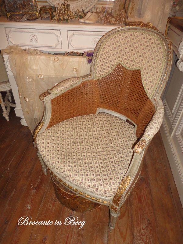 Franse stoel.