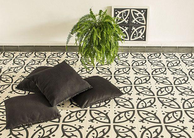carreaux cimentmosaic del sur deco pinterest carrelage mosaique ciment et carrelage. Black Bedroom Furniture Sets. Home Design Ideas