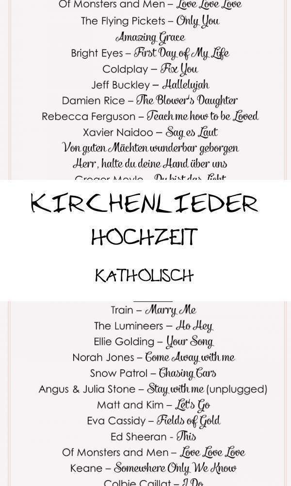 Large 20 Kirchenlieder Hochzeit Katholisch Day Of My Life Jeff Buckley Hallelujah Man In Love