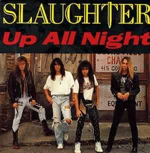 Slaughter How Hot 80 S Hair Bands 80s Hair Bands