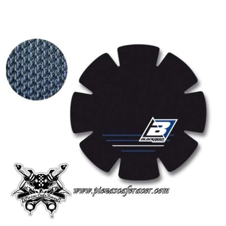 11,49€ - ENVÍO GRATIS - Adhesivo Protector Tapa Embrague Moto Marca Blackbird Para Yamaha Yz 125 02-16