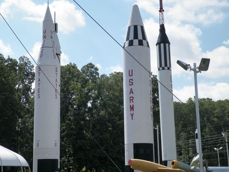 huntsville space and rocket center - photo #16