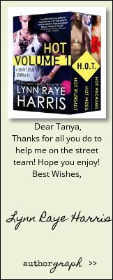 """Authorgraph from Lynn Raye Harris for """"The Hostile Operations Team..."""""""