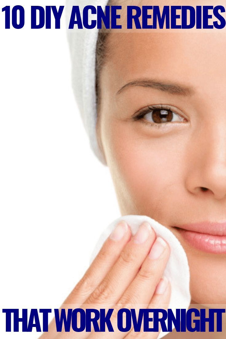 How to get rid of tiny bumps on face overnight