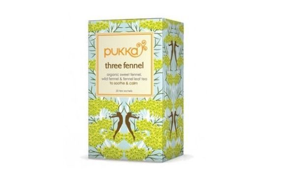 It does not get any sweeter than this.  Pukka Tea  Organ :-) www.sustainthef