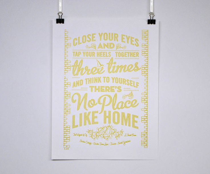 explore welcome home posters