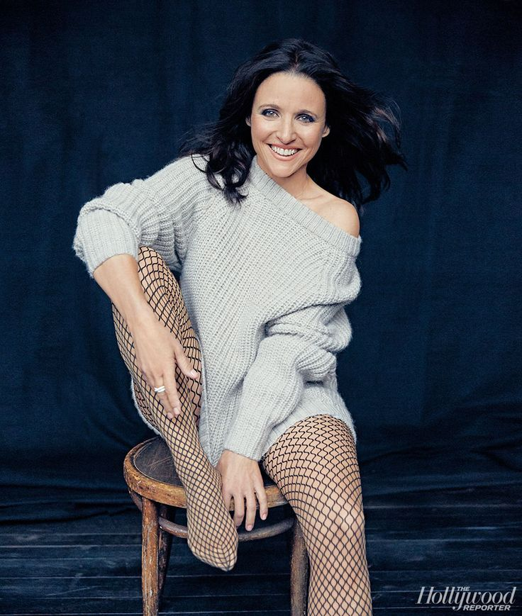 THR Cover Shoot - Julia Louis-Dreyfus Reveals Awkward Fan Letter From Hillary and Her Panic on That 'Last F—able Day' - Hollywood Reporter