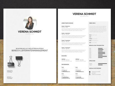 Mrs. Schmidt ist für die Tüchtigen. Das Geschlecht spielt natürlich keine Rolle. Ein sehr ordentlicher, minimalistischer Lebenslauf, der sich für Bewerbungen im kaufmännischen sowie kreativen Bereich perfekt eignet.Das Bewerbungspaket enthält Anschreiben (Resume), Lebenslauf (CV) und Deckblatt (Cover Letter) im Corporate Design. Einfach die Datei in Microsoft Word öffnen und die Textfelder bearbeiten.