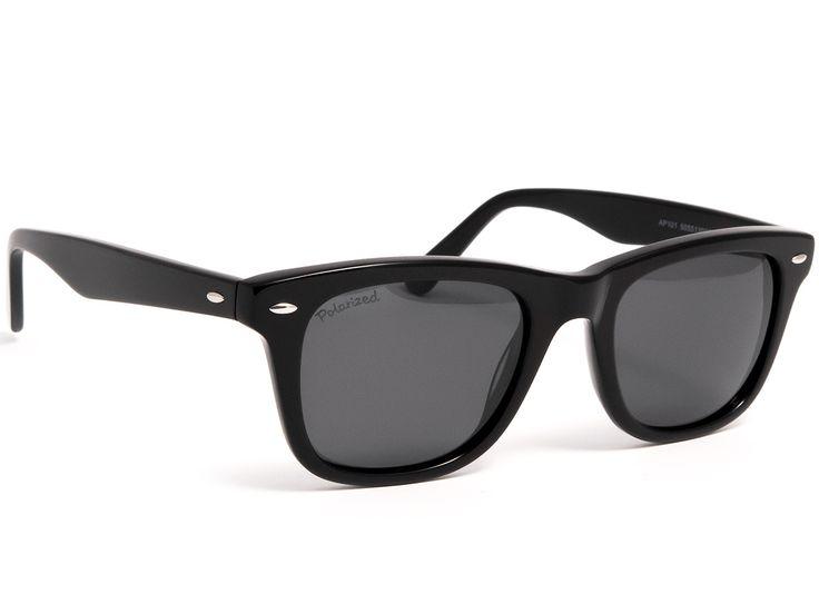Acetatowe oprawki - okulary polaryzacyjne dla kierowców Sunoptic AP101