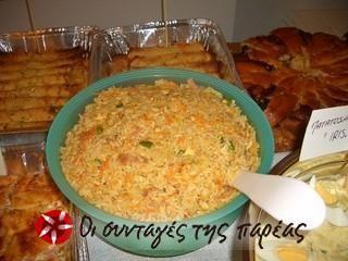 Κινέζικο ρύζι #sintagespareas
