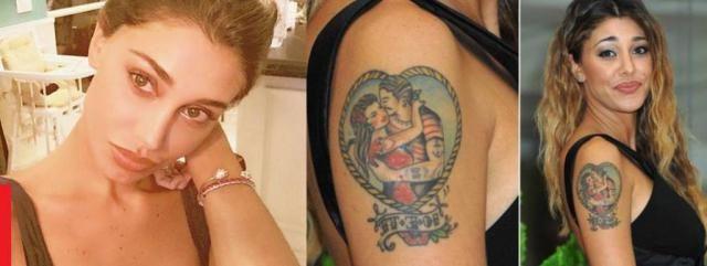 Dolce aggressivo e bastardo the original: Belen Rodriguez questa volta la tigre è ferita