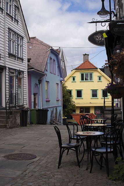 the colourful street in stavanger norway  #stavanger #regionstavanger #visitnorway