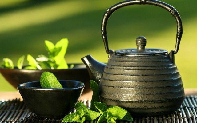 худеют ли от зеленого чая ошо