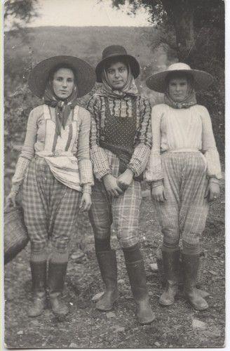 Evora : Camponêsas Alentejanas